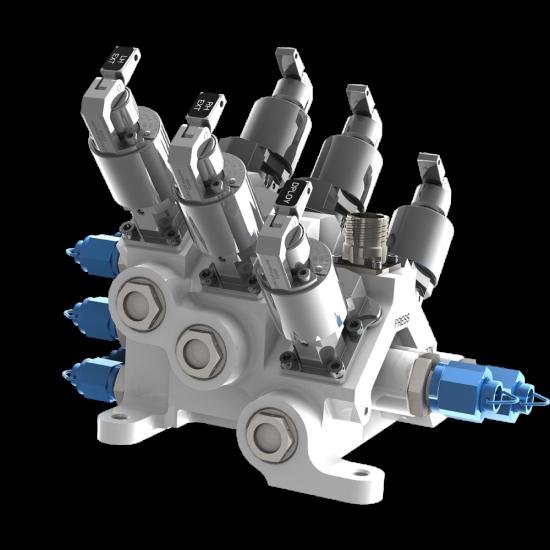 Landing Gear Control Systems - Cargo Door Valve - GRANDE